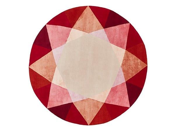 Round rug RUBY - Deirdre Dyson