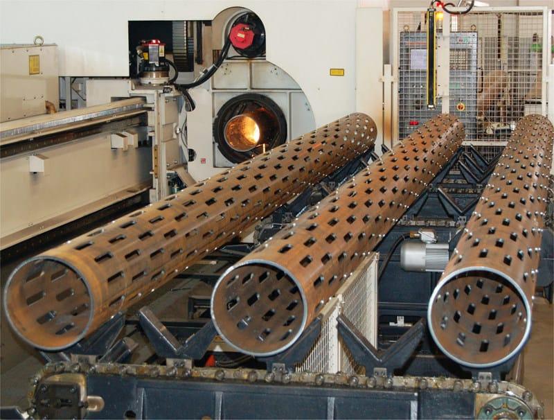 Tubi per il settore petrolifero - CMM