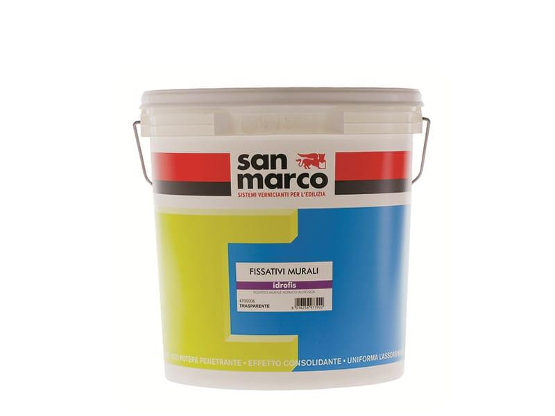 Primer IDROFIS - Colorificio San Marco