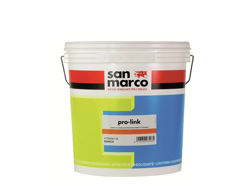 Adhesive for flooring PRO-LINK by San Marco