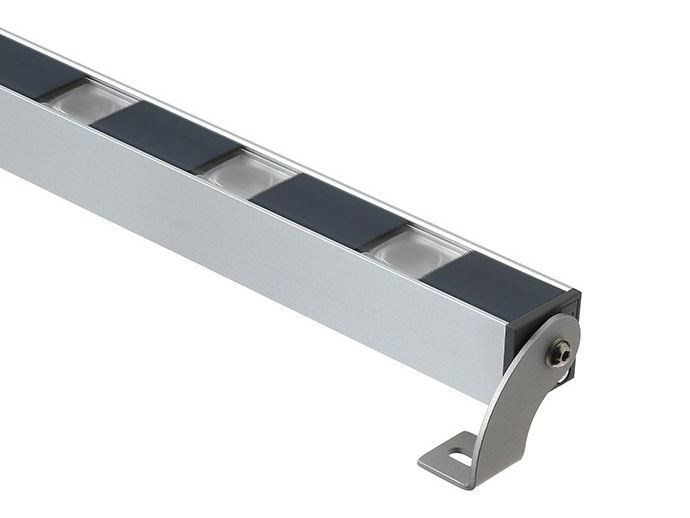 Linear aluminium LED light bar Snack 1.3 - L&L Luce&Light