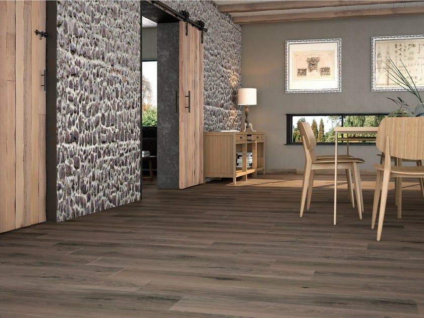 Pavimento de gres porcel nico imitaci n madera oregon by - Pavimento gres porcelanico ...
