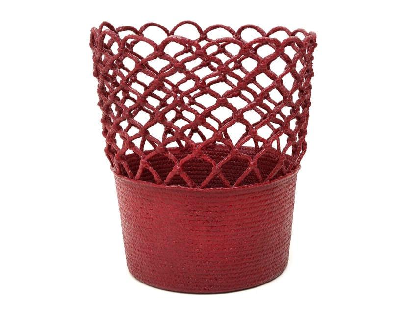 Technical fabric plant pot SCALES | Plant pot - Darono