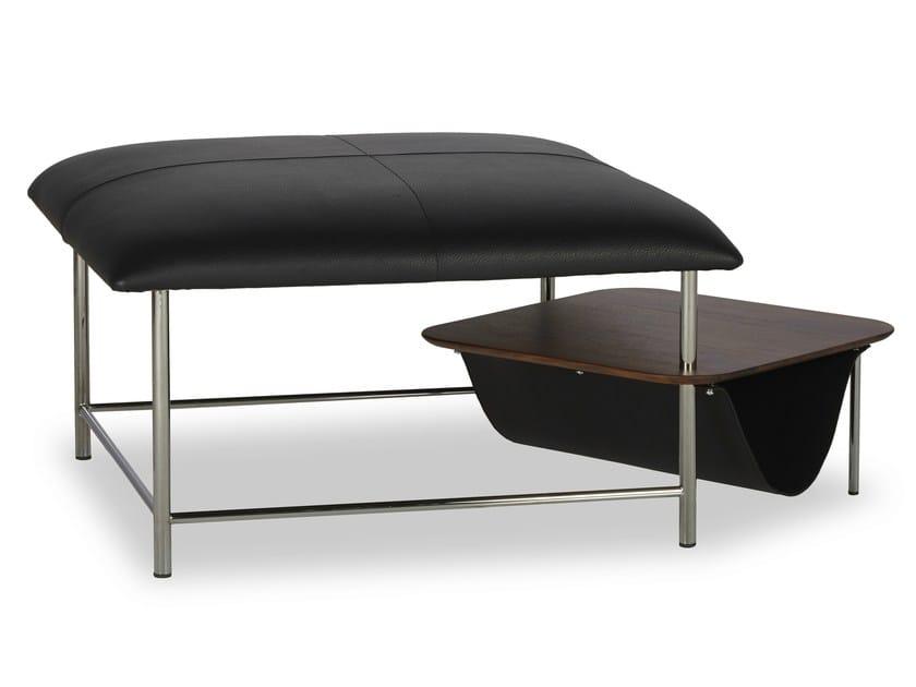 Pouf / coffee table GIPSY by JORI