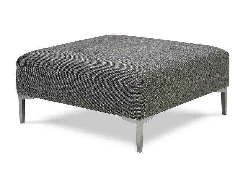 Fabric footstool SIENNA | Fabric footstool - Jori