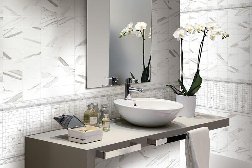 Pavimento rivestimento effetto marmo calacatta ceramiche for Ceramiche brennero