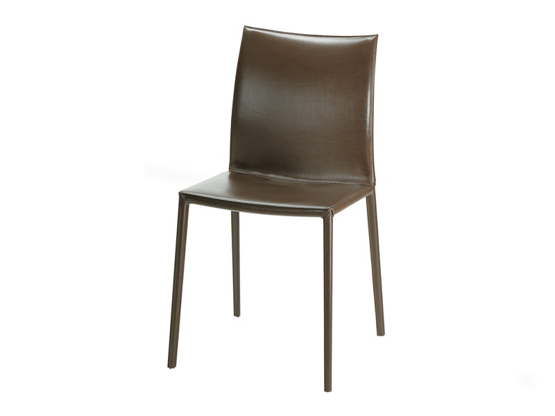 Leather chair LEA 2083/84 - Zanotta