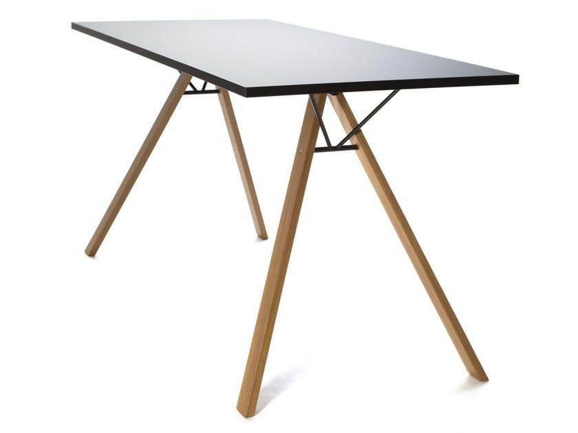 Rectangular high table LAB BAR | High table - Inno Interior Oy