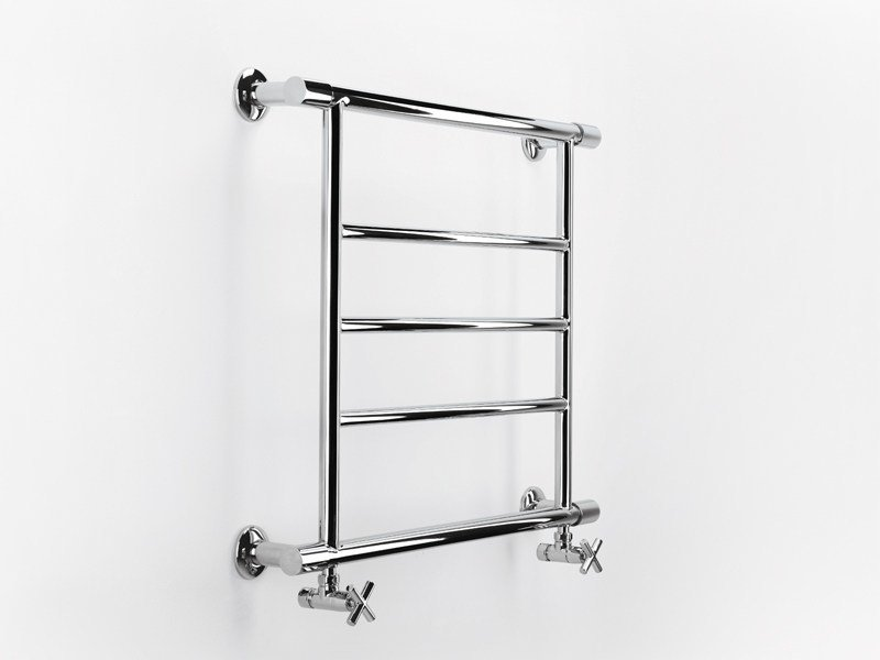 Dual energy chrome towel warmer OLD BEAUTY by FOURSTEEL