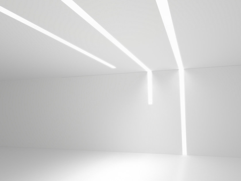 Built-in lighting profile IN-FINITY | Lighting profile - FLOS