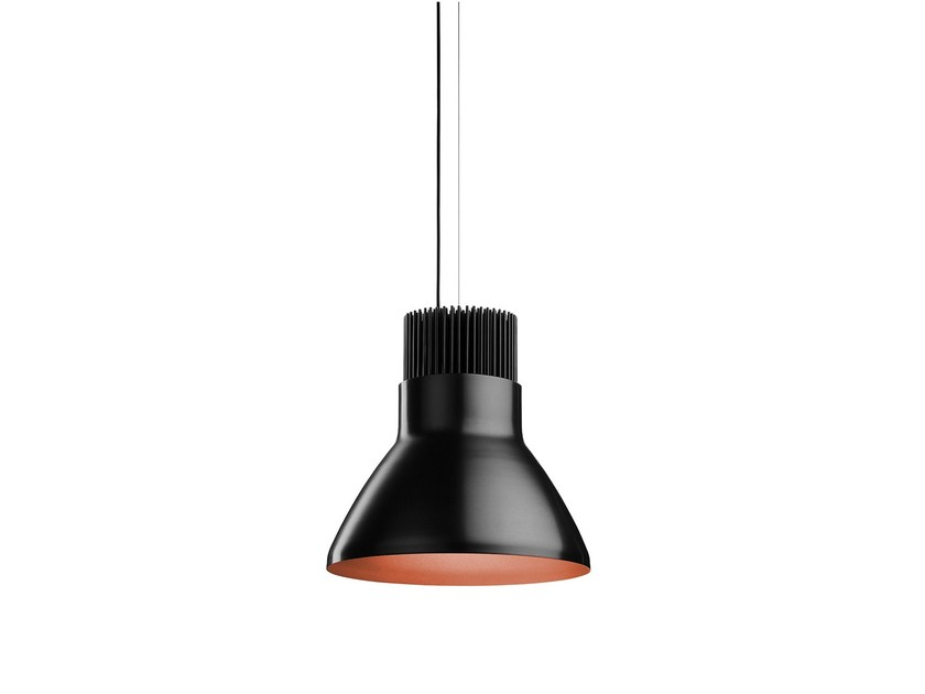 LED direct light pendant lamp LIGHT BELL - FLOS