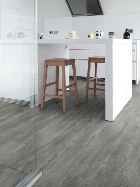 Pavimento in vinile effetto legno virtuo adhesive for Piastrelle vinile