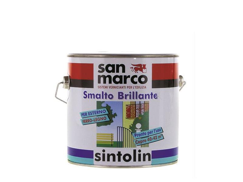 Enamel SINTOLIN - Colorificio San Marco
