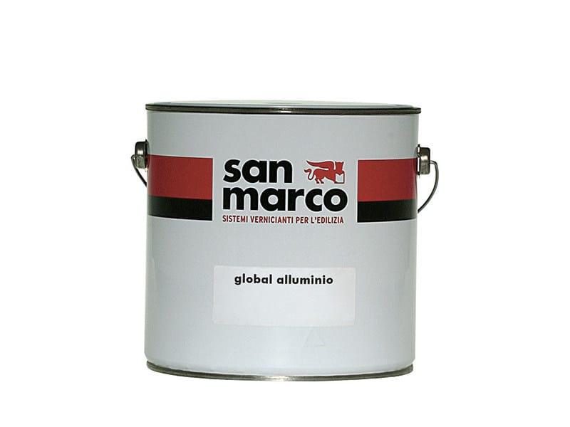 Enamel GLOBAL ALLUMINIO - Colorificio San Marco