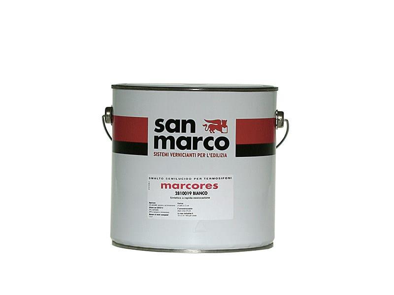 Enamel MARCORES - Colorificio San Marco