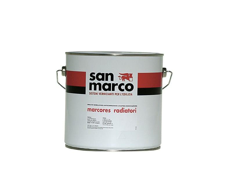 Enamel MARCORES RADIATORI - Colorificio San Marco