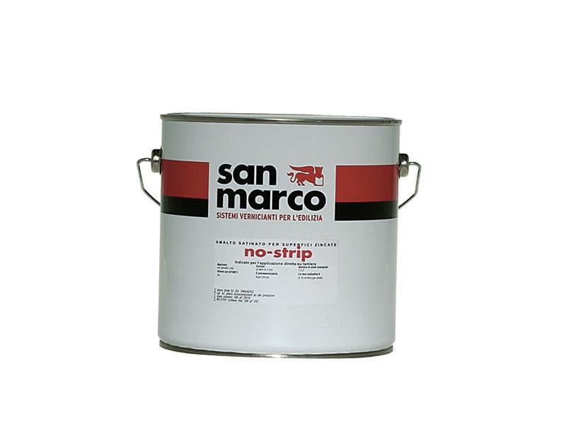 Metal treatment NO STRIP by San Marco
