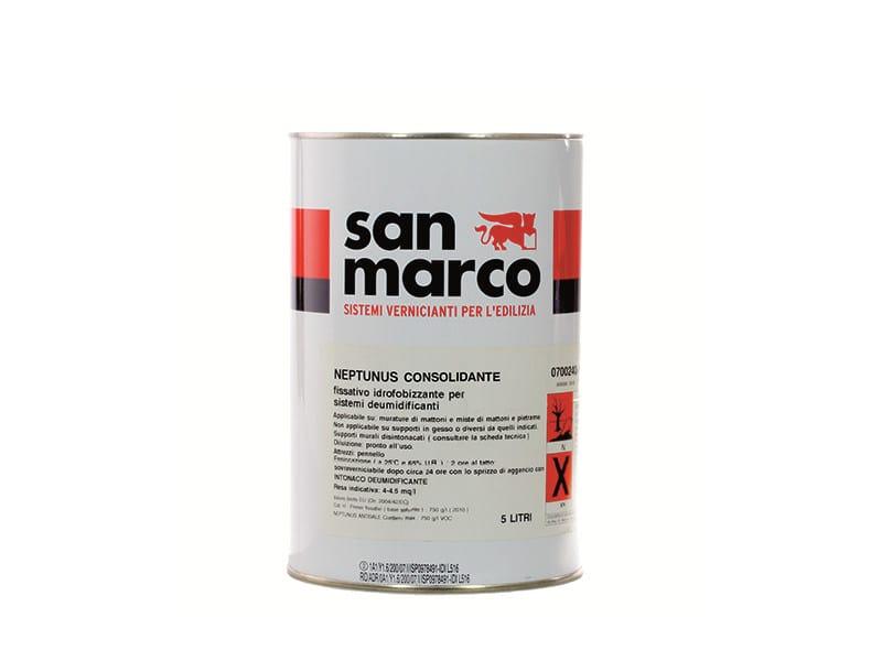 Primer NEPTUNUS CONSOLIDANTE - Colorificio San Marco