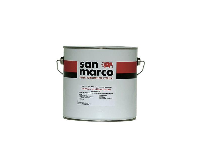 Protective varnish VERNICE ACRILICA - Colorificio San Marco