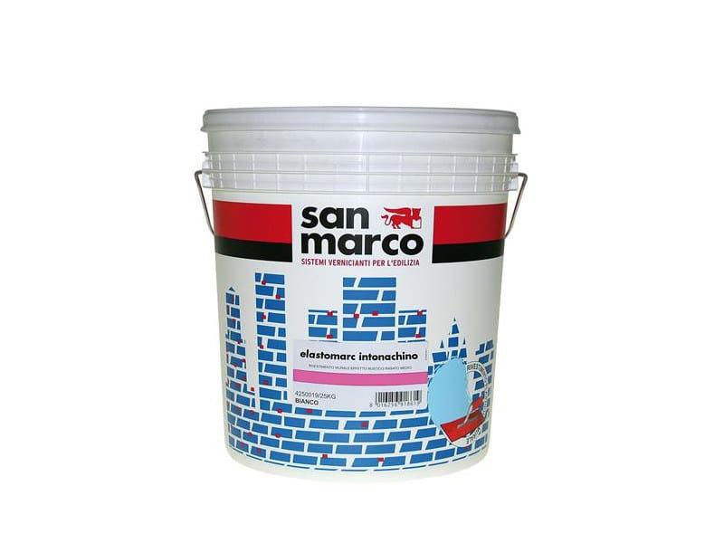 Dehumidifying plaster ELASTOMARC INTONACHINO - Colorificio San Marco