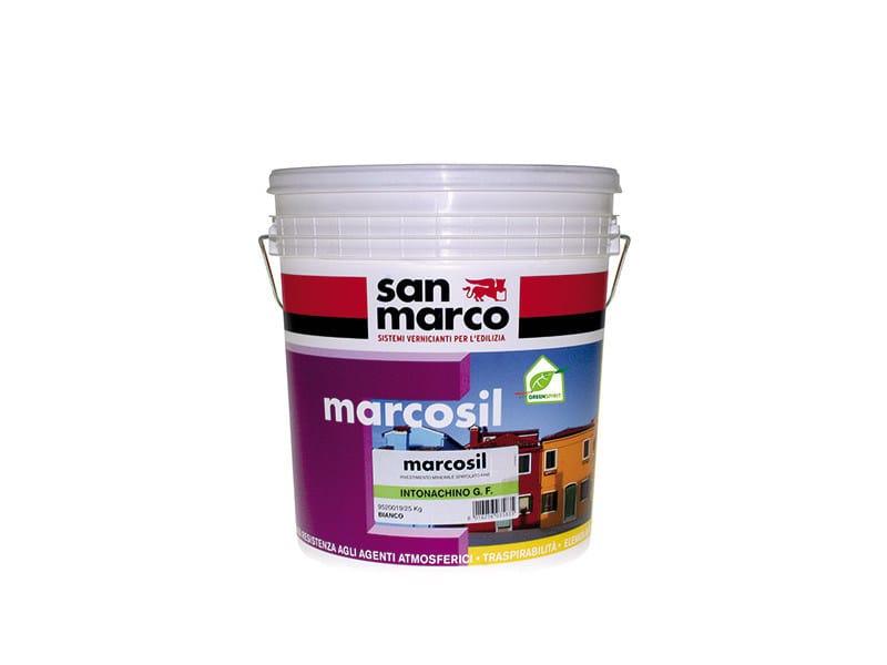 Dehumidifying plaster MARCOSIL KP 1,2 - Colorificio San Marco