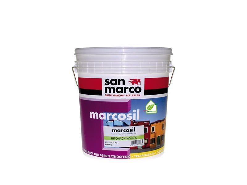 Dehumidifying plaster MARCOSIL KP 1,5 by San Marco