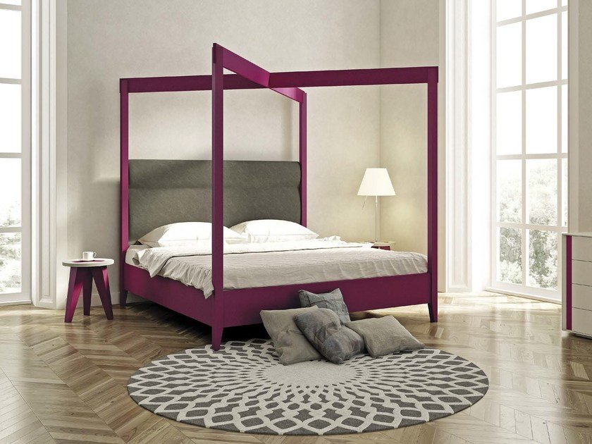 Double bed JASMINE by Domus Arte