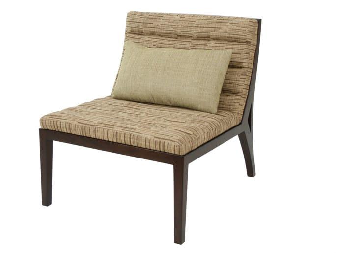 Upholstered easy chair EDG - E | Easy chair - WARISAN