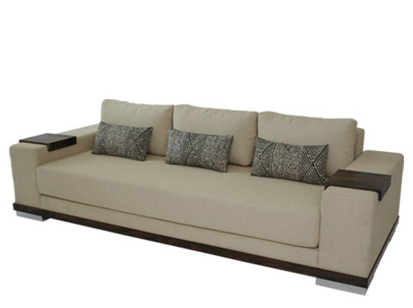 3 seater fabric sofa EDG - E | 3 seater sofa - WARISAN