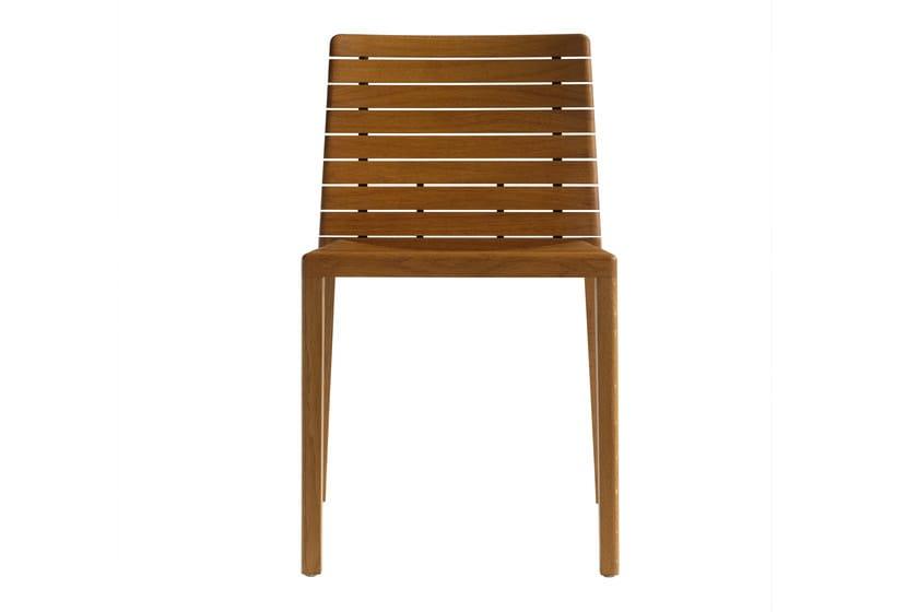 Stackable wooden chair RIP | Chair - schneiderschram