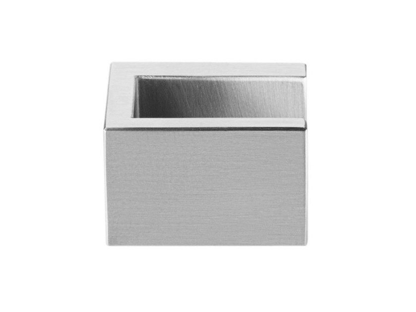 Stainless steel Furniture knob RIBBON | Furniture knob - Formani Holland B.V.