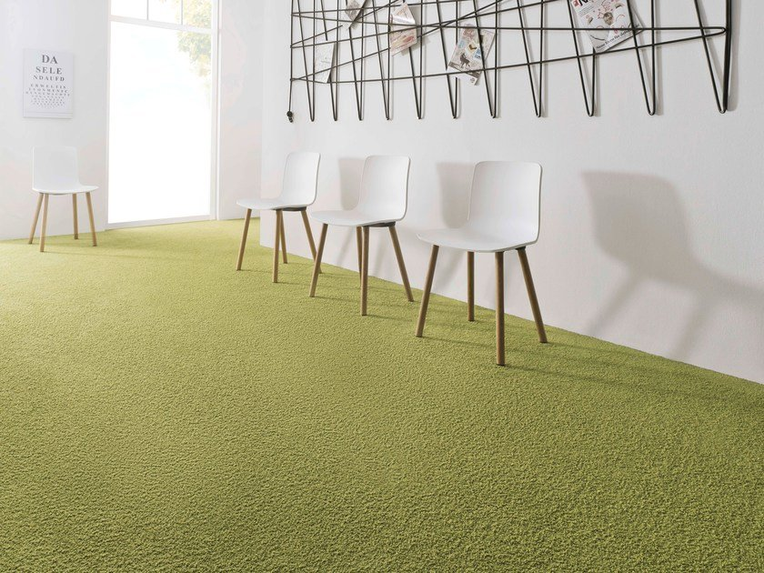 Solid-color carpeting ELARA - Vorwerk & Co. Teppichwerke