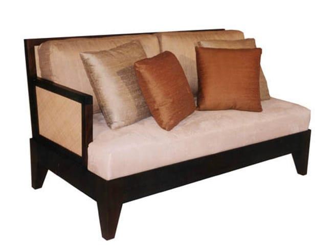2 seater fabric sofa RIKO | Sofa - WARISAN