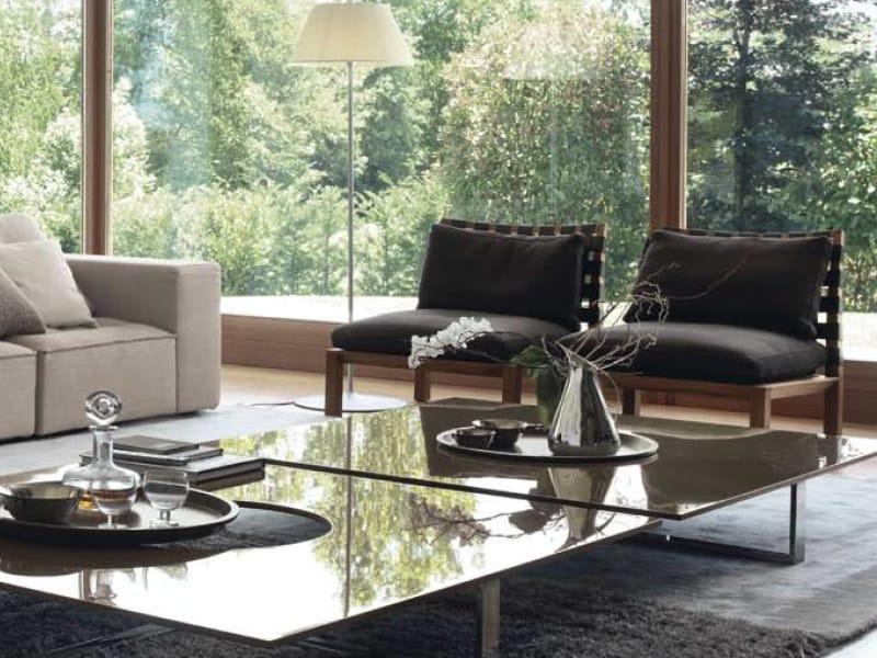 Poltrona in legno sidney by feg industria mobili design for Industria mobili