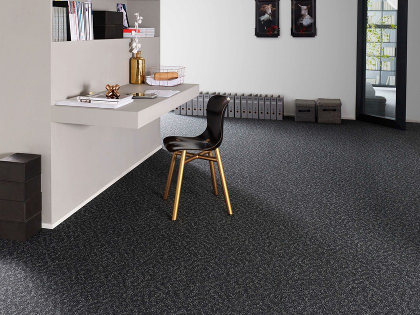 Patterned carpeting CONTURA CREATION by Vorwerk Teppichwerke
