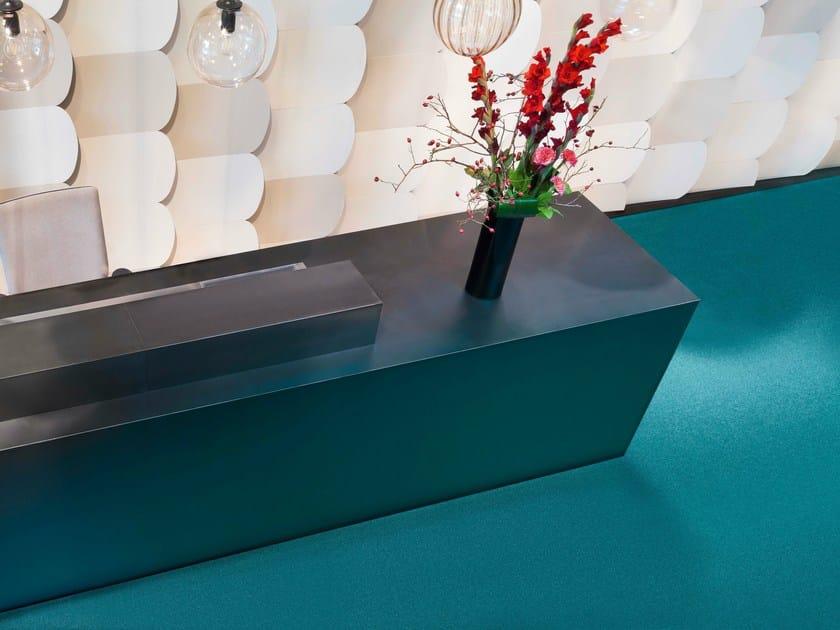 Solid-color carpeting FORMAT - Vorwerk & Co. Teppichwerke