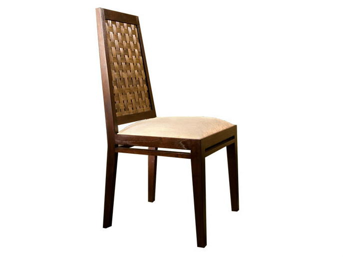 Wooden chair FUSION | Chair - WARISAN