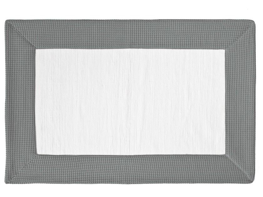 Rectangular bath mat RUG - DECOR WALTHER