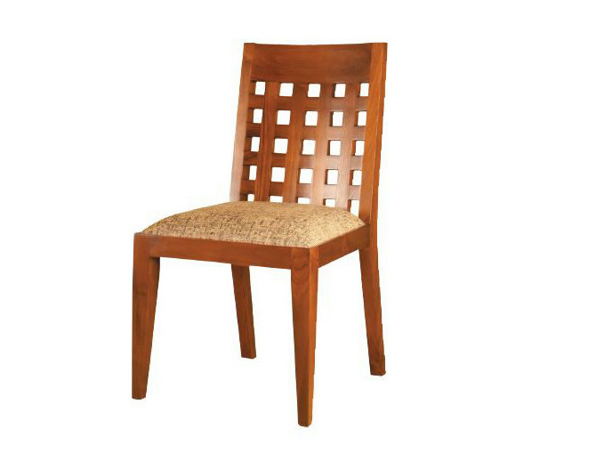 Wooden chair CUTAWAY | Chair - WARISAN