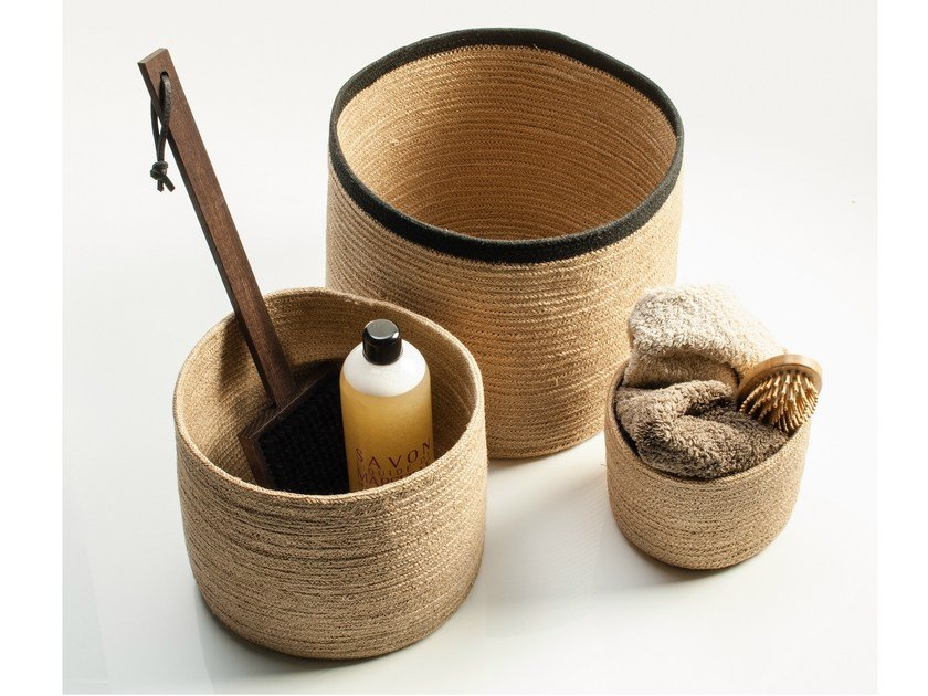 Storage box JUTE - DECOR WALTHER