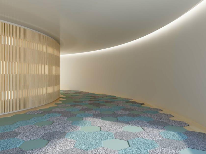 Carpeting / rug PRISMA - Vorwerk & Co. Teppichwerke
