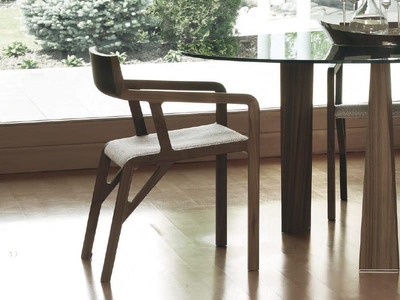 Sedia in legno break by feg industria mobili design for Industria mobili