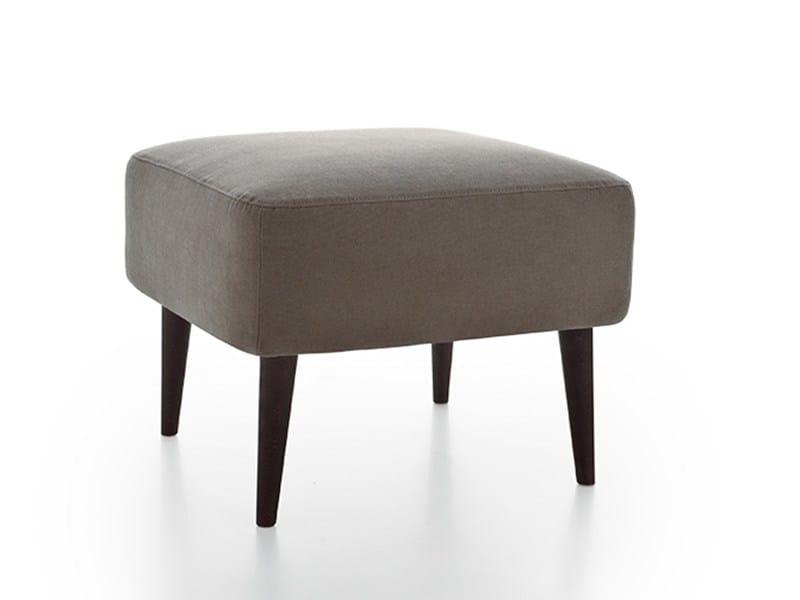 Fabric footstool RAY | Footstool - Ditre Italia