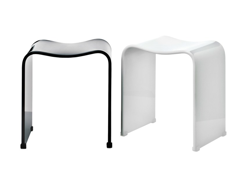 Tabouret de salle de bain dw 80 by decor walther for Decor walther salle de bain