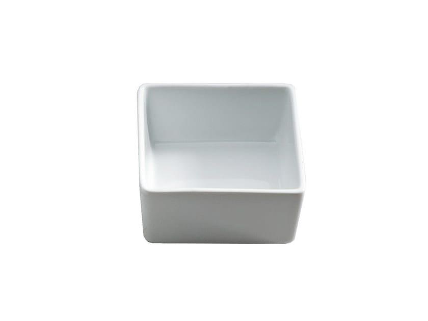 Countertop Ceramic materials soap dish DW 533 - DECOR WALTHER