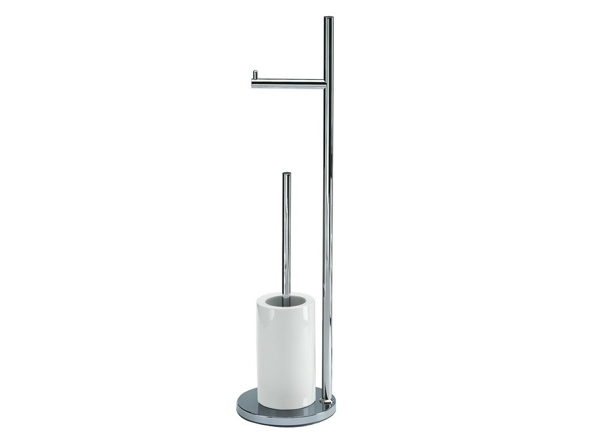 Metal toilet brush DW 6710 by DECOR WALTHER