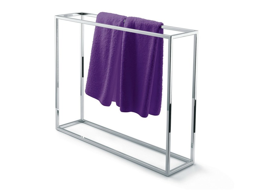 Standing towel rail HT 40 | Towel rack by DECOR WALTHER