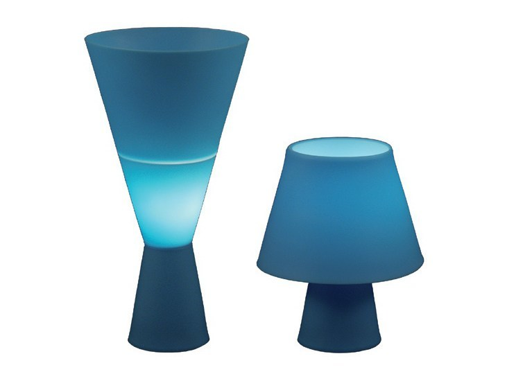 Silicone table lamp NUMEN | Table lamp - TEKNI-LED
