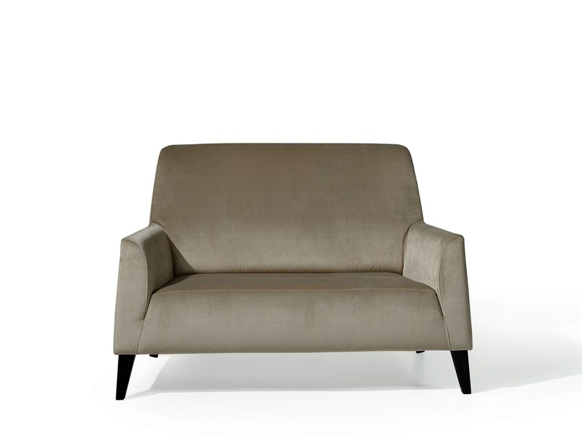 Fabric small sofa PATY DOUBLE - Fenabel - The heart of seating