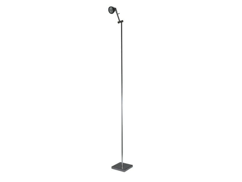 Brass reading lamp ARIANE | Reading lamp by TEKNI-LED